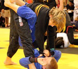Kids & Teens Jiu-Jitsu Class New Port Richey & Trinity Florida