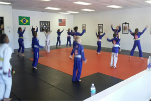 New Port Richey Jiu-Jitsu Kids Photo Gallery