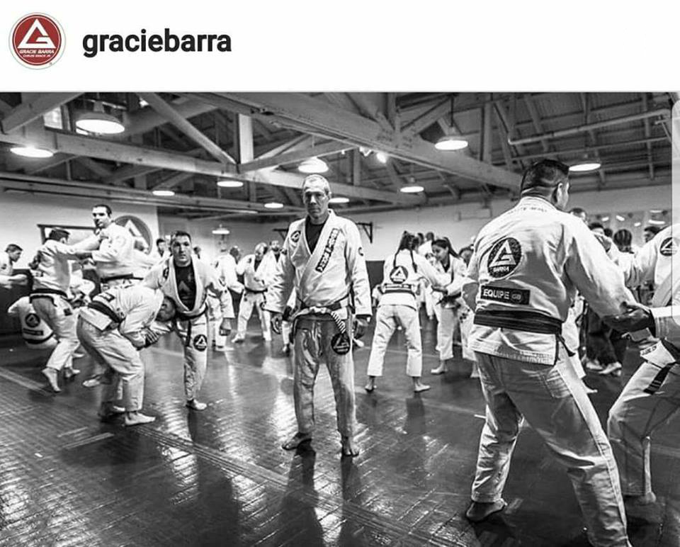 Gracie Barra Jiu-Jitsu New Port Richey FL