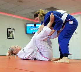 Women's Jiu-Jitsu Classes Trinity and New Port Richey FL